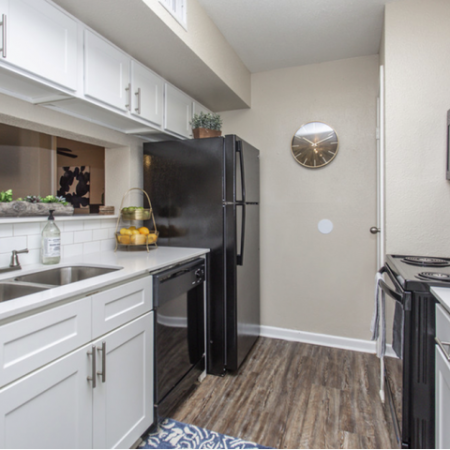 State-of-the-Art Kitchen | Houston TX Apartment Homes | Steepleway Downs