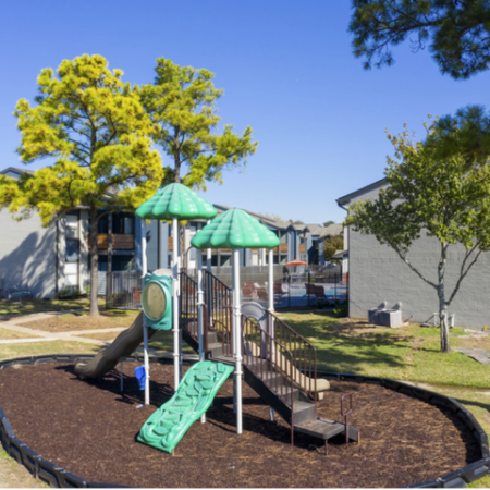 Resident Children's Playground | Apartment For Rent In Houston Texas | Steepleway Downs