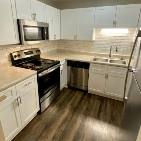 Renovated Kitchens | Apartments For Rent In Mobile AL | Timber Ridge Apartments