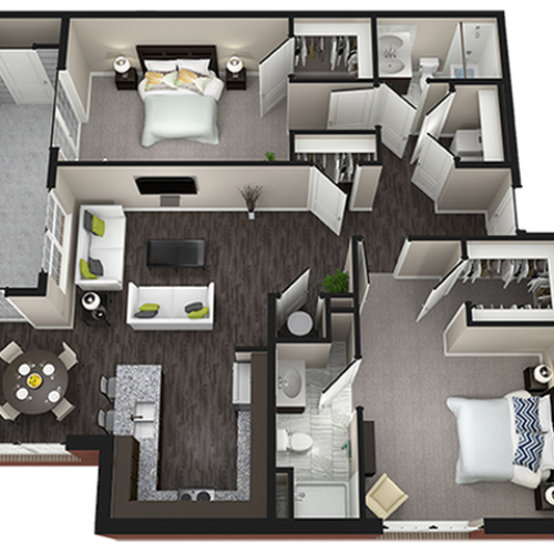 Aria Clubhouse