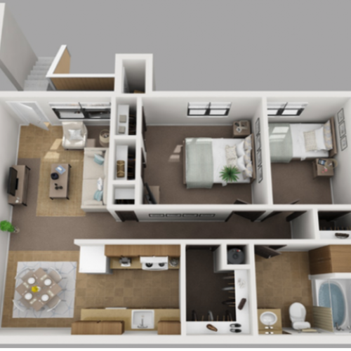Westport Apartments