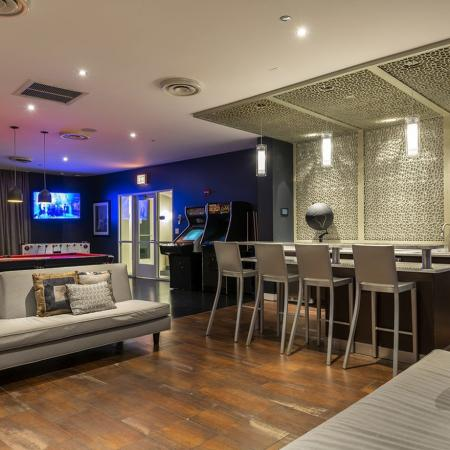 Spacious Resident Club House | Apartment in Chicago, IL | The Streeter