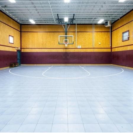 The Village at Bluegrass   Indoor Basketball Court
