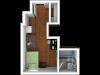 Carolinian | 1 bed 1 bath | from 180 square feet