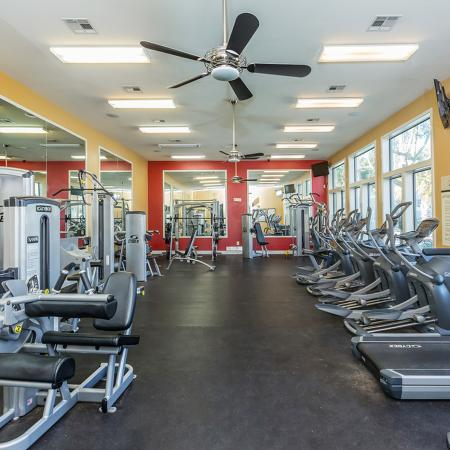 Cutting Edge Fitness Center