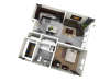 1X1 | 1 bed 1 bath | from 675 square feet
