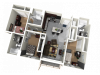 3x3   3 bed 3 bath   from 999 square feet