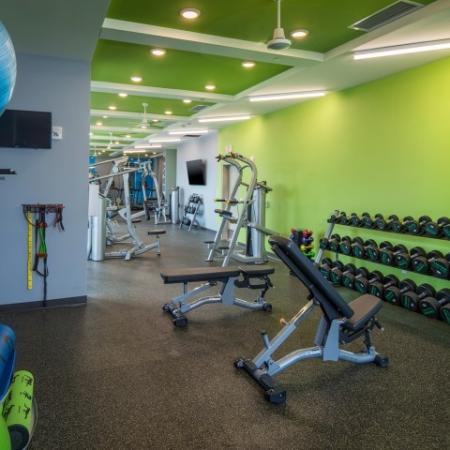 Flex-Friendly Fitness Center