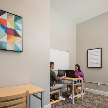 Resident Study Lounge