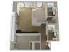 2 Bedroom 2 Bathroom