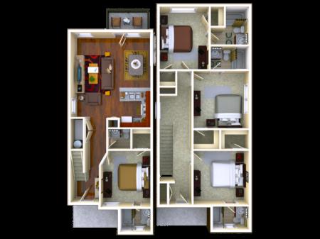 Springmore 4 Bedroom
