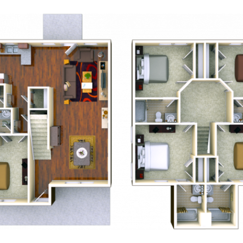 Magnolia 5 Bedroom