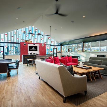 Spacious Resident Clubhouse