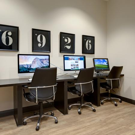 Resident Computer Lounge