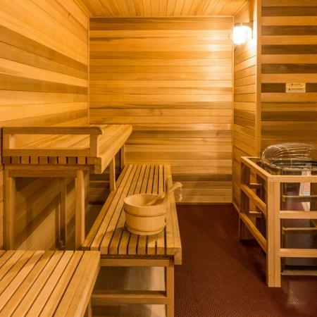 Resident Sauna Room