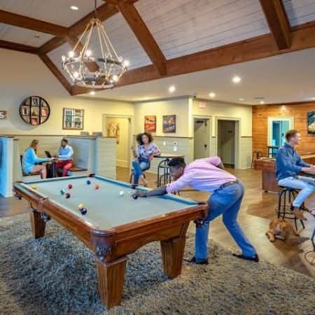 Game Room & Clubhouse