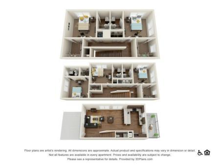Atherton 5x5.5   5 bedrooms 6 bathrooms   2,480 square feet