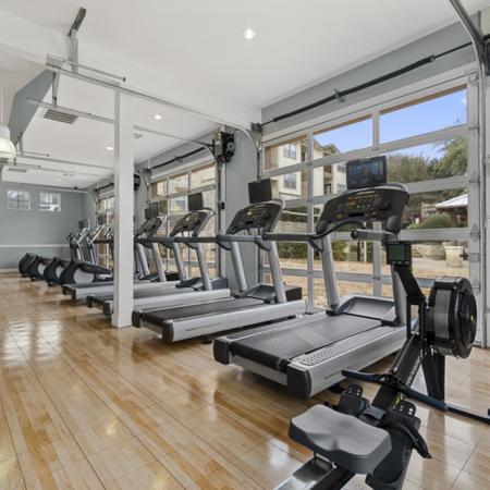 Resident Fitness Center