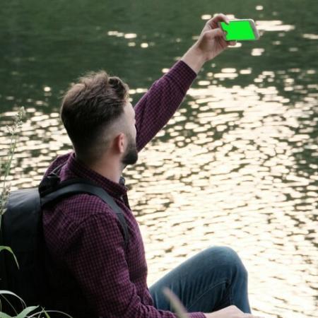 River Selfie