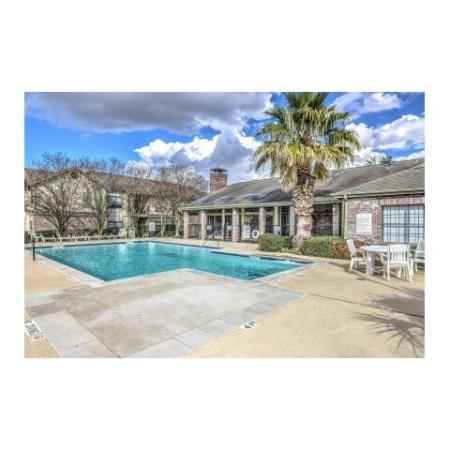 Resident Pool