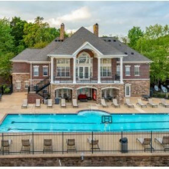 Campus Creek pool