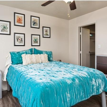 Private Bedrooms