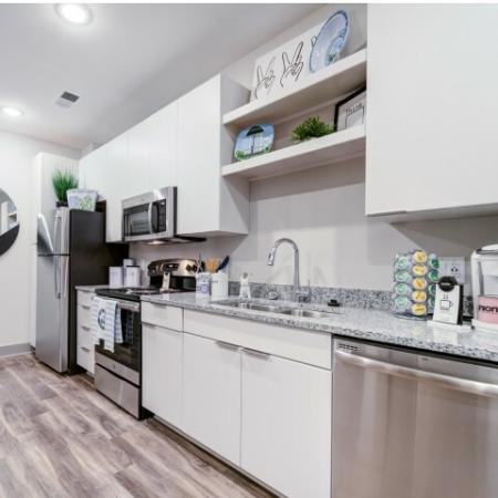 B4 Model Kitchen
