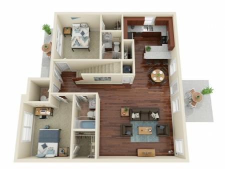 6 Bedroom / 6 Bathroom 1st Floor