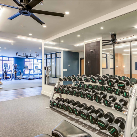 State of the Art Fitness Center