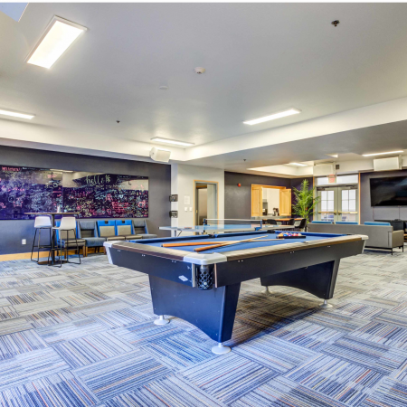 Spacious Community Clubhouse