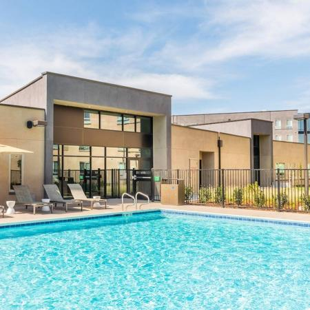 Sundeck and Swimming Pool