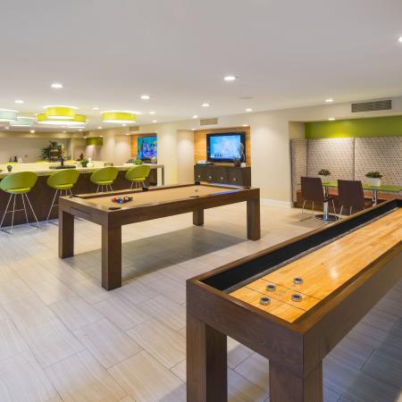 Game Room + Clubhouse