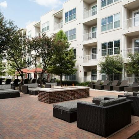 Oak Lawn Apartments For Rent In Dallas   4110 Fairmount