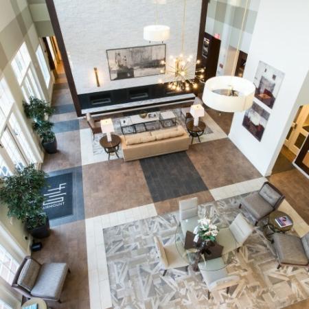 Elegant Community Club House   Oak Lawn Dallas Apartments   4110 Fairmount 4