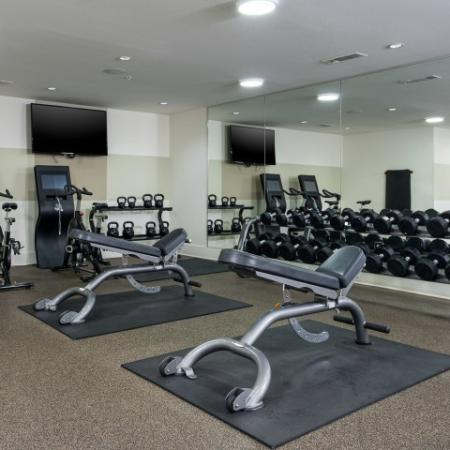 Community Fitness Center | Apartments In Oak Lawn Dallas | 4110 Fairmount