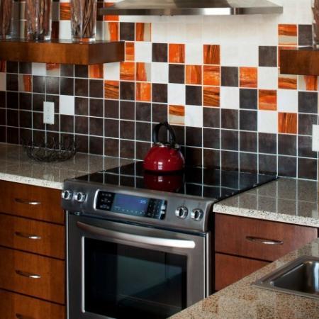 Elegant Kitchen | Knox Henderson Apartments | Fitzhugh Urban Flats