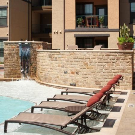Year Round Swimming Pool | Knox Henderson Apartments | Fitzhugh Urban Flats