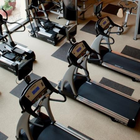 24-hour Fitness Center | Dallas Knox Henderson Apartments | Fitzhugh Urban Flats