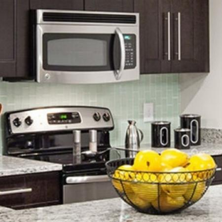 Elegant Kitchen | Luxury Apartments in Delray Beach | The Franklin