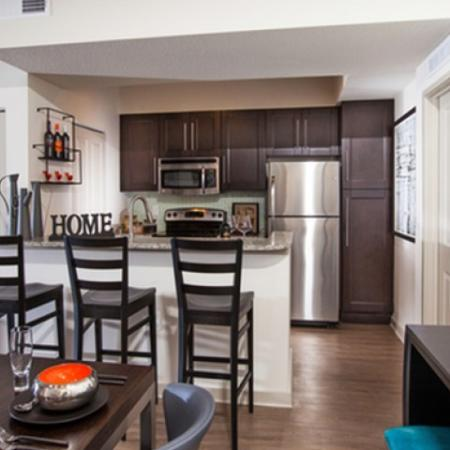 Spacious Kitchen | Luxury Apartments In Delray Beach FL | The Franklin