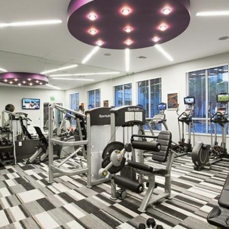 State-of-the-Art Fitness Center | Pet Friendly Apartments In Delray Beach FL | The Franklin