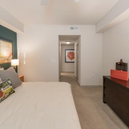 Vast Bedroom | Luxury Apartments In Delray Beach FL | The Franklin