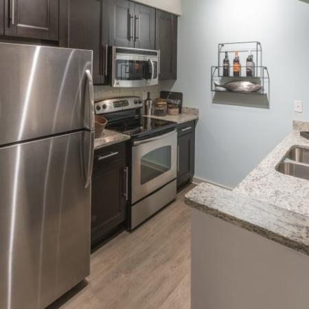 Luxurious Kitchen | Pet Friendly Apartments In Delray Beach FL | The Franklin