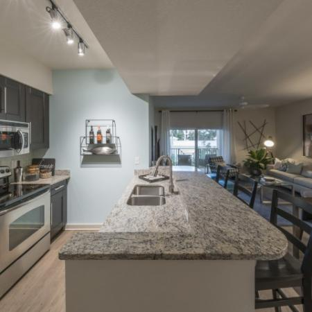 State-of-the-Art Kitchen | Delray Beach Luxury Apartments | The Franklin