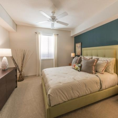 Luxurious Bedroom | Luxury Apartments in Delray Beach | The Franklin