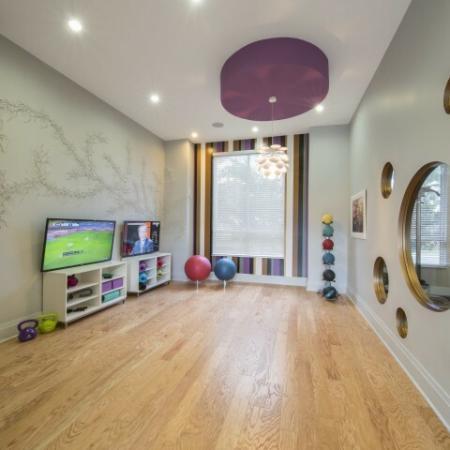 Yoga Studio Class | Pet Friendly Apartments In Delray Beach FL | The Franklin