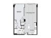 A2D | 1 bed 1 bath | from 765 square feet