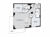 B3 | 2 bed 2 bath | from 1078 square feet