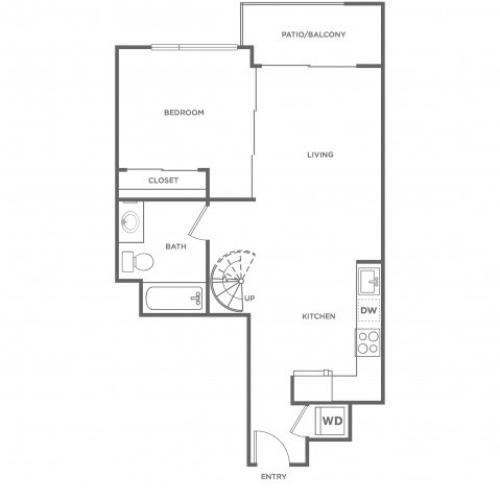 2k | 2 bed 2 bath | from 916 square feet