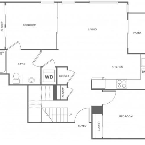 3d | 3 bed 2 bath | from 1297 square feet